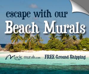 Beach Wallpaper Murals
