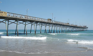Nc tides tidal forecasts at fishing for Fishing report emerald isle nc