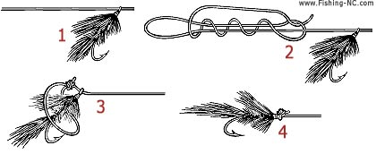 Fishing Knots & How to Tie Them