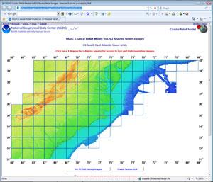 Coastal NC & Outer Banks Maps