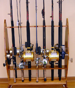 Saltwater fishing rods and reels at fishing for Nice fishing rods